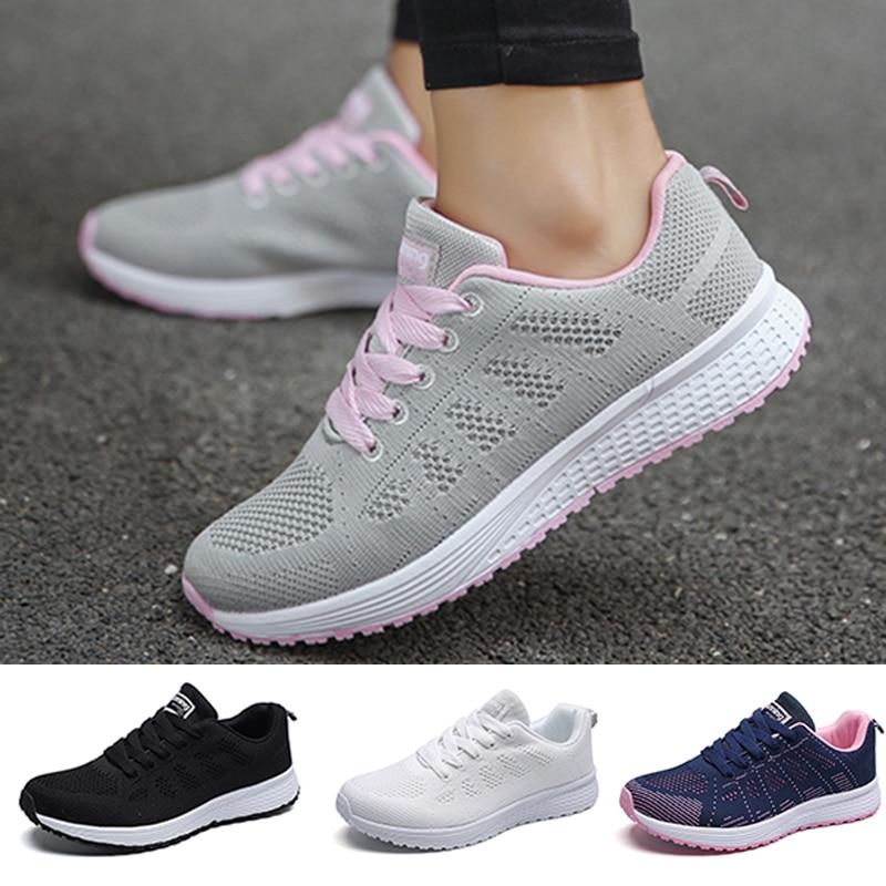 Sooneeya 2019 Woman Yoga Sneakers Black