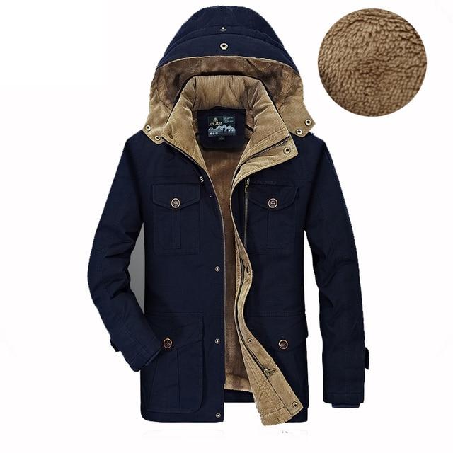 nouvelle hiver hommes veste marque polaire chaud veste. Black Bedroom Furniture Sets. Home Design Ideas