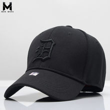 2018 Hot Sale New Brand Baseball Cap Fashion Men Bone Snapback Hat For Baseball Hat Golf Cap Hat Man Sport Cap Men Free Shipping(China)