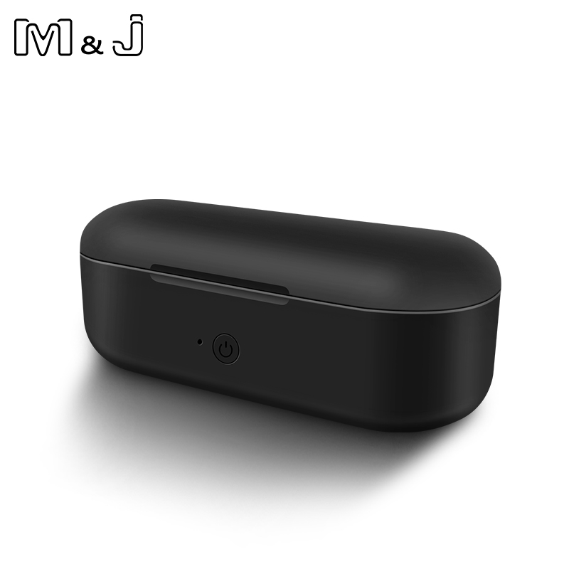 M&J New TWS Mini Bluetooth Earphones And Sports Earbuds With Bluetooth 5.0 15