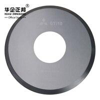 Tungsten Carbide PCB Lead Blades/Round Cutter Blade