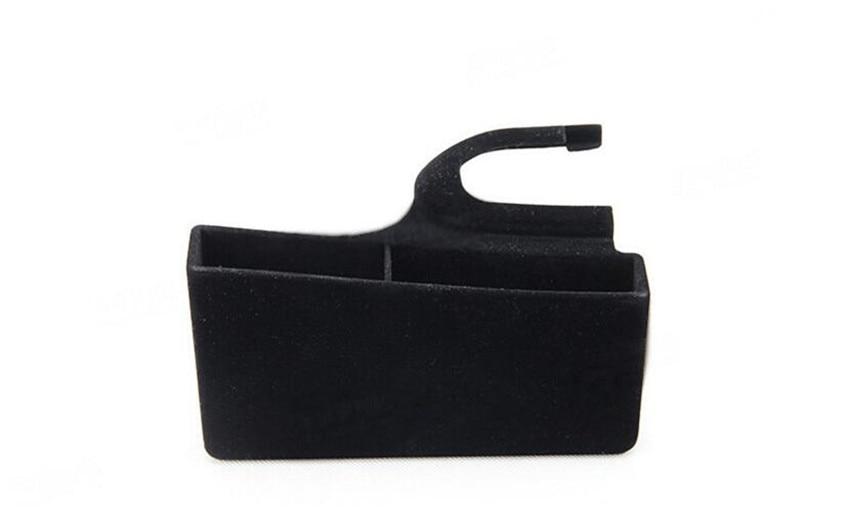 1PC Car Auto Seat Kad Telefon Pocket Garbage Armrest Organizer - Aksesori dalaman kereta - Foto 3