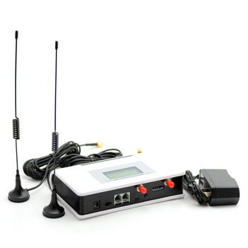 GSM 850/900/1800/1900MHZ dual sim card Fixed wireless terminal, 2 SIMs,Dual standby, support alarm system , PABX Caller ID 1