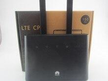 (+ 2 шт. 3 г антенны) открыл Huawei b310s-22 4 г LTE FDD Cat4 150 Мбит/с Беспроводной Wi-Fi роутера CPE модем