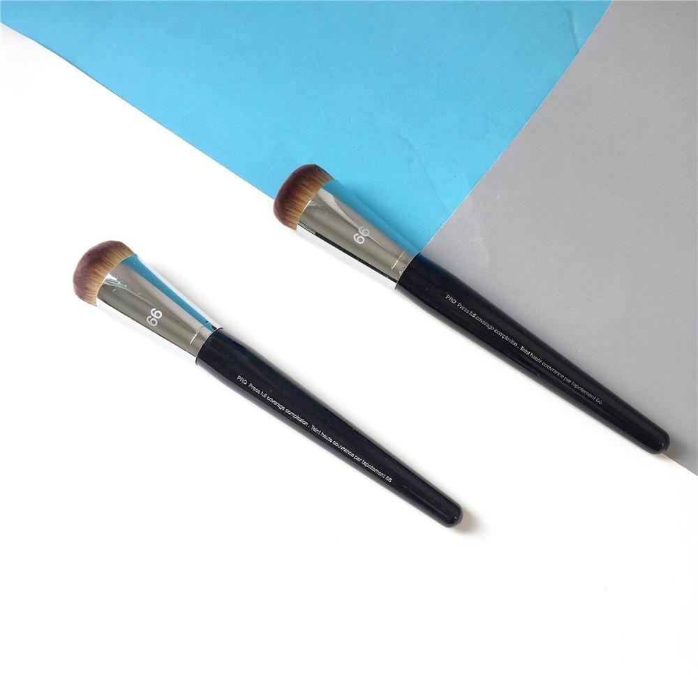 Beauty Blender Or Brush For Full Coverage: Bdbeauty PRO Press Full Coverage Complexion Brush 66 Heart