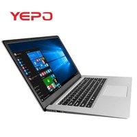 Ноутбук YEPO 15,6 дюймов 8 ГБ ОЗУ 64 Гб/128 ГБ/256 ГБ/512 ГБ SSD intel J3455 четырехъядерный ноутбук с светодиодный FHD дисплей ультрабук