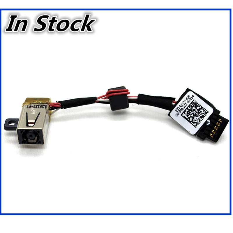 Original Brand New Laptop For DELL XPS 13 9343 9350 0P7G3 00P7G3 DC Jack Power Cable