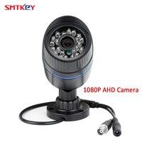 SMTKEY Waterproof infrared Security Video Surveillance 1920*1080 CCTV Camera 2.0MP AHD Camera