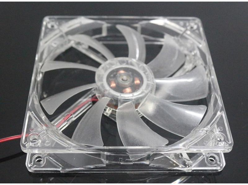 Silent F12025 120mm PC Cooling Fan (12)
