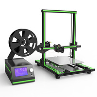 High Quality 3D Printers Reprap Prusa I3 Anet Desktop Large 3D Printer DIY Kit Aluminum Hotbed