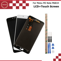 For Meizu M3 Note M681H LCD Display And Touch Screen Assembly Repair Part 5 5 Inch