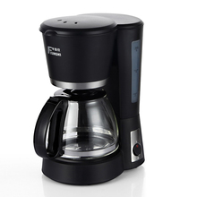 Free shipping Drip coffee pot of machine Coffee Makers Coffee machine