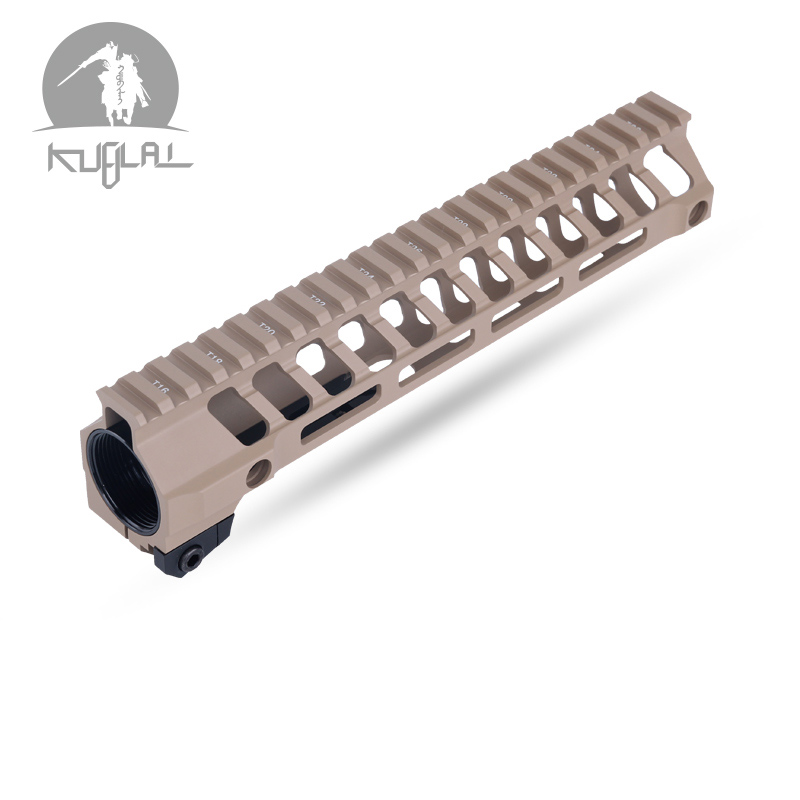 Hunting Tactical Airsoft AR 15 M4 Handguard Carbine 9 12 Inch Free Float Quad Rail Picatinny