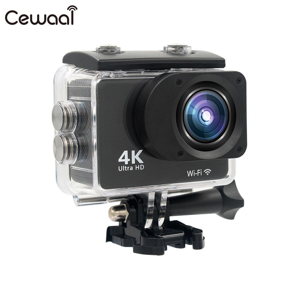 Ultra 4K Full HD 1080P Sports DV Camera Camcorder WIFI Ultra 4K Full HD 1080P Action Camera 2'' LCD Outdoor