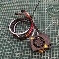 Набор Creality Ender 5S Hotend с трубой из ПТФЭ для DIY Creality Ender-5S Запчасти для 3D-принтера полный комплект экструдера