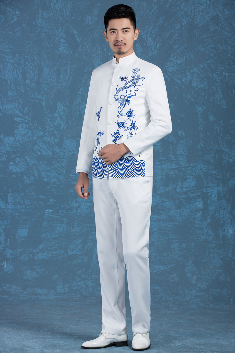 Famous Chinese Wedding Suits Composition - All Wedding Dresses ...