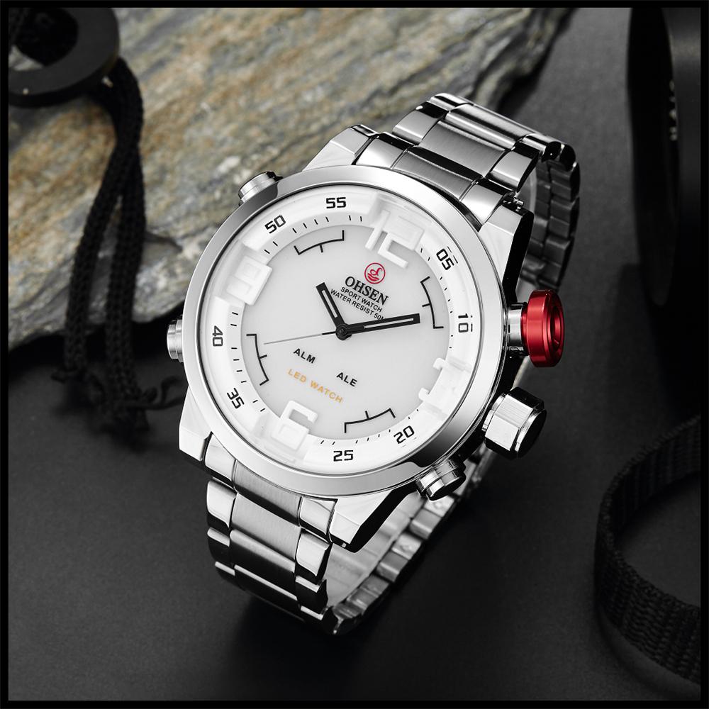 New Watch Men's Military Watches Sports Quartz Wristwatches (17)