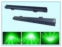Раша 80 МВт (532nm) зеленый цвет 8 отверстий лазерной Шторы свет, лазерный луч света, голубой цвет лазерный свет для DJ клуб, прекрасно Светлая