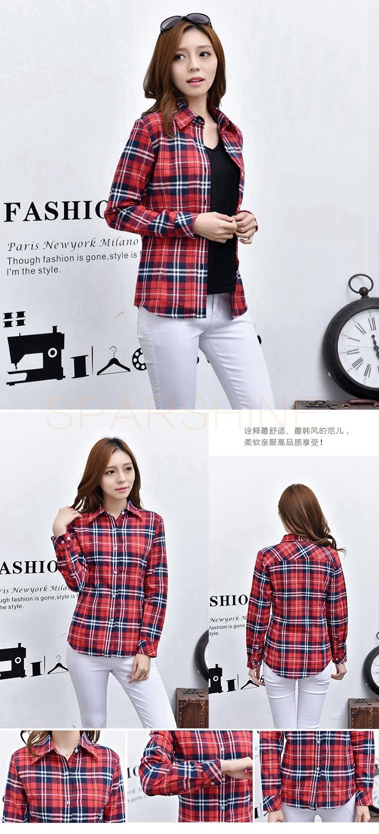 HTB1b1DqLFXXXXc4XpXXq6xXFXXXz - Girl's Plaid Flannel Shirt PTC 67