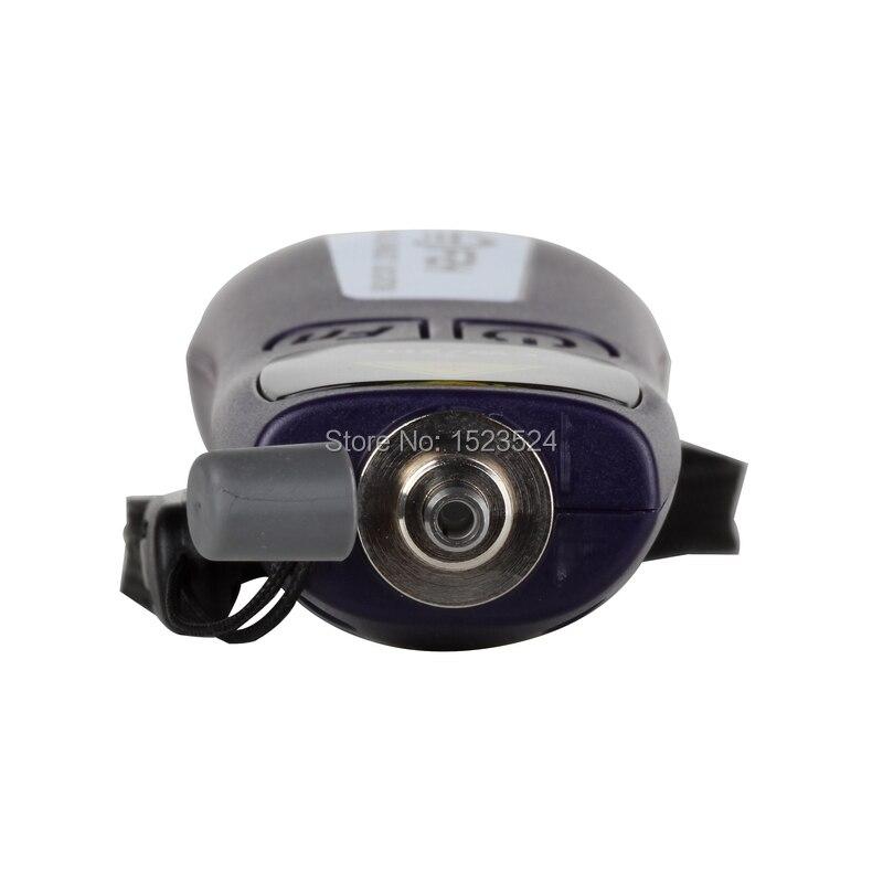 Grandway 650nm 10 мВт 12 км мини оптическое волокно Визуальный дефектоскоп Кабельный тестер VLS-8-10