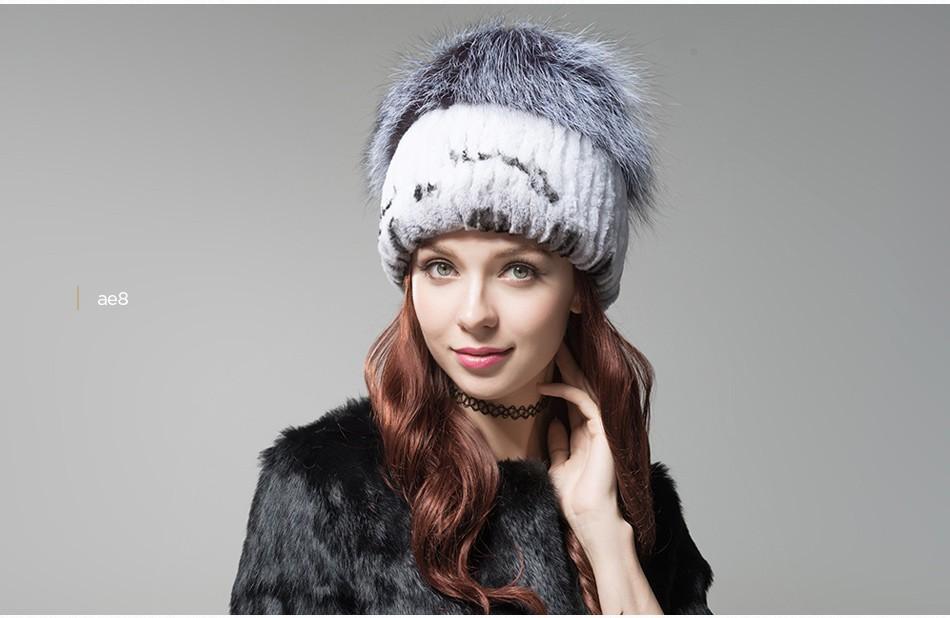 women\'s hats fur PCM002 (11)