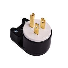 Nema 5-15 P stecker 15A 125 V 90 grad swivel stecker AC Power Elektrische Industrielle Male Locking Stecker stecker-Dosen Weibliche