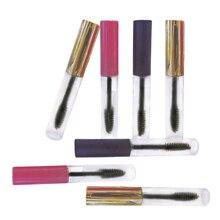 Transparent mascara dispensing tube 10ml empty  eye line high-grade DIY round