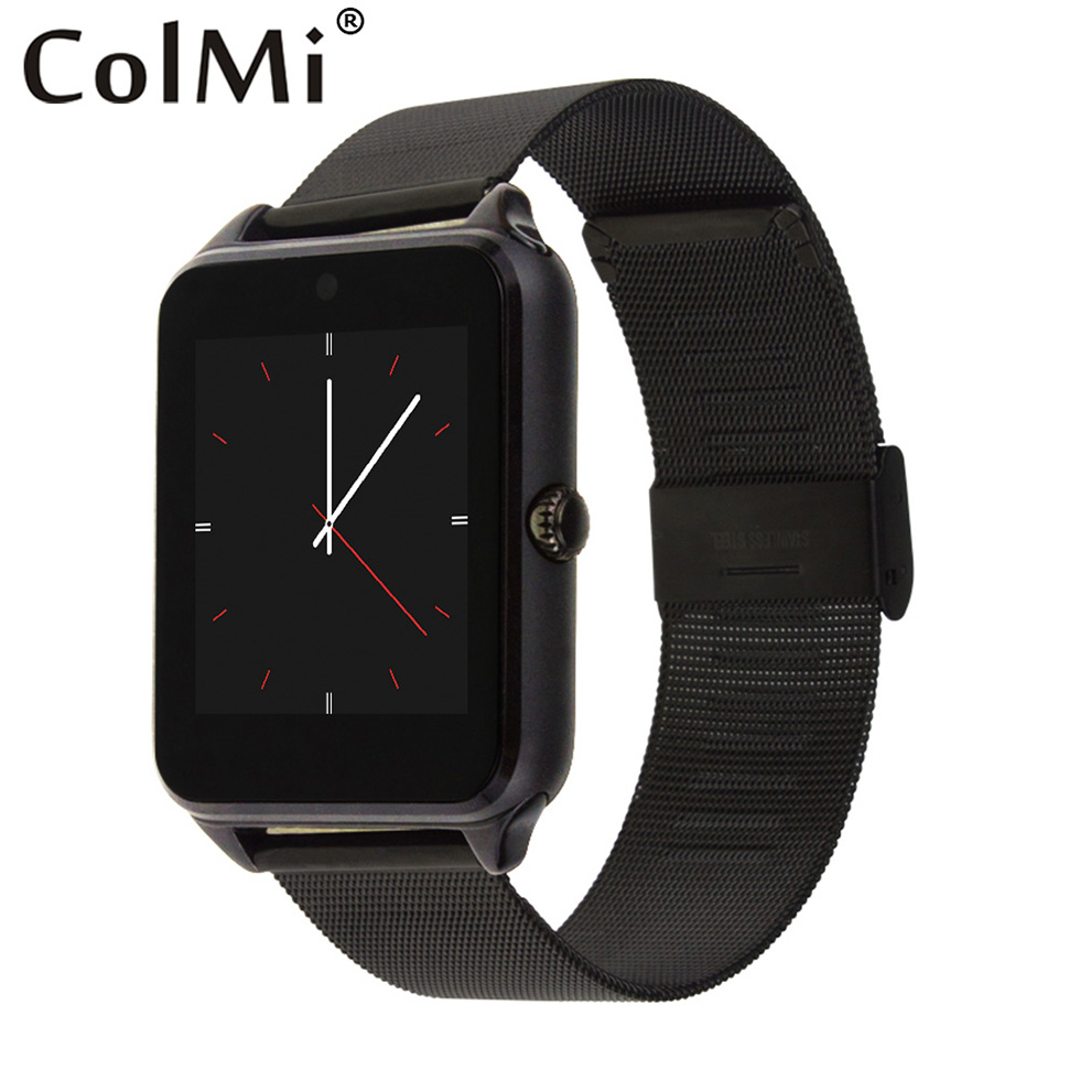Smart Watch GT08 Plus Metal Clock Bluetooth Connectivity font b Android b font phone Support SIM