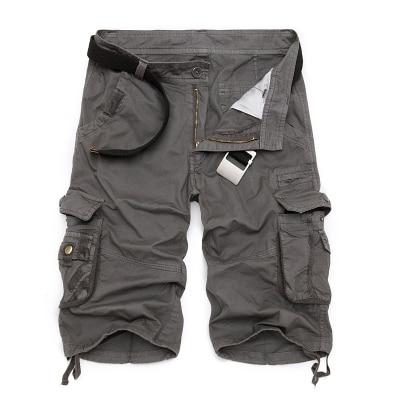 Military Cargo Shorts Men Summer Camouflage Pure Cotton Brand Clothing Comfortable Men Tactical Camo Cargo Shorts 8