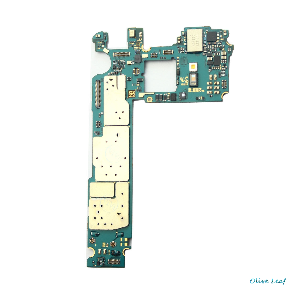 Replacement Used Mainboard For Samsung Galaxy S7 G930F Motherboard 100 Test Good Working Unlock 32GB Freeshipping