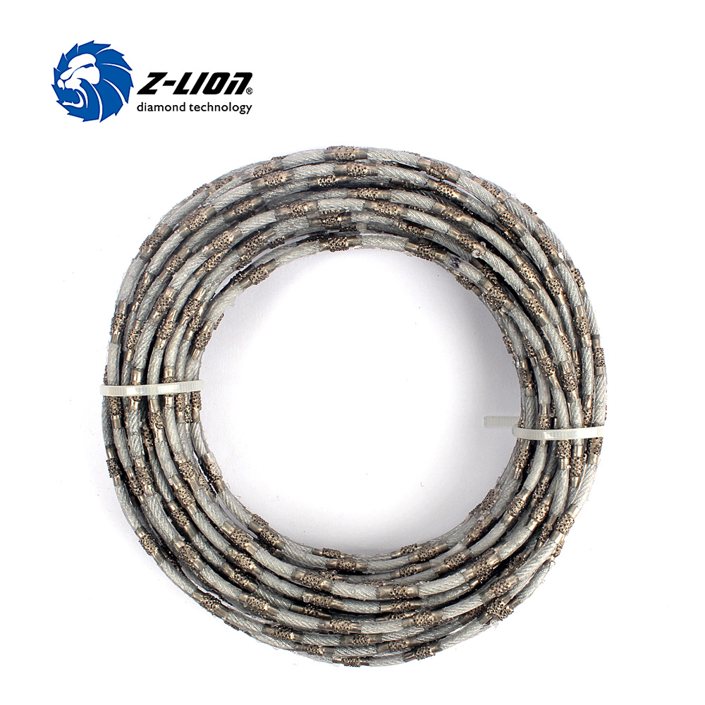 Z LION 4 Mm Diamond Wire Saw Super Thin Diamond Tools For Cutting ...