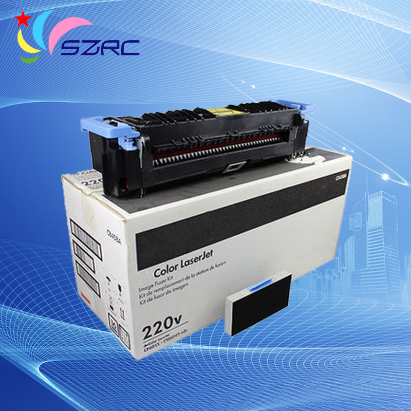 High quality Original new Fuser Unit Compatible For HP CP6015 CM6030 CM6040 220V Heating Unit high quality original new mk 475 copier maintenance kit compatible for kyocera fs6025 6030 6530 fd6525mfp cleaning unit 220v