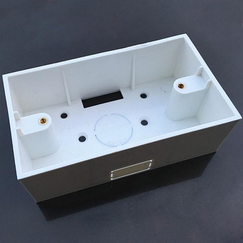 Pcs Type Pvc Flame Retardant Junction Boxes Pvc Wiring Bottom Box Universal Junction Push on Lighting Junction Box