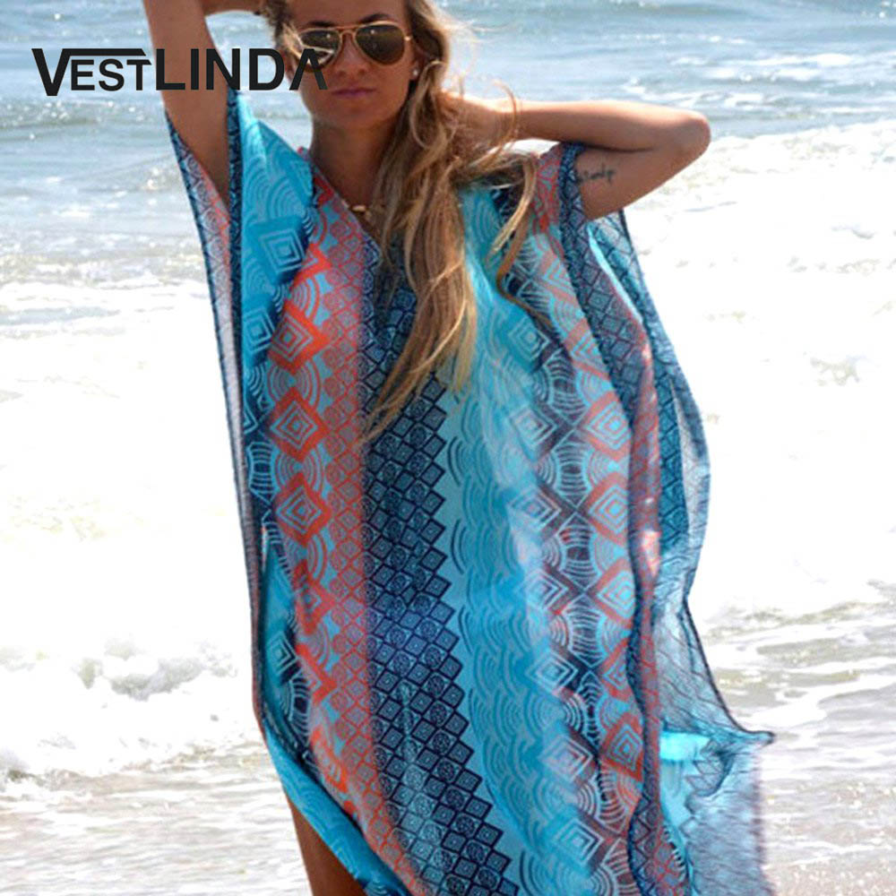 vestlinda beach dress new fashion women summer bohemian