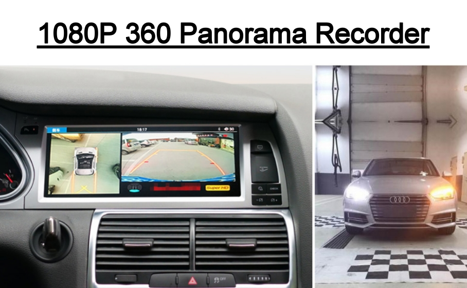 For Audi Q7 4L V12 TDI 2005~2015 Liandlee Car Multimedia Player NAVI Original Car System inch Radio Stereo GPS Screen Navigation 8