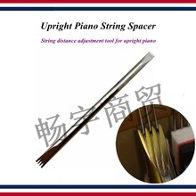 Piano tuning tools accessories - String distance adjustment tool for upright piano , spacer repair parts