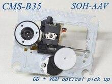 Tête LASER VCD CMS B35 tête laser CMSB35 SOH AAVF (AAV MECH)