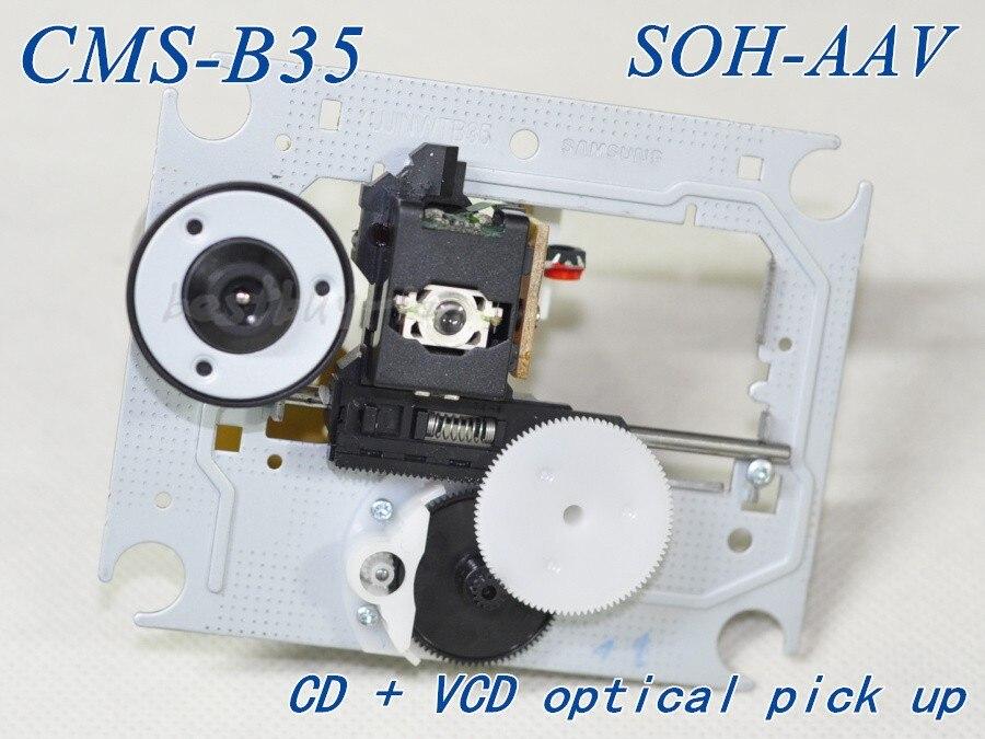 VCD LASER HEAD CMS-B35 CMSB35 SOH-AAVF Laser Head (AAV MECH)