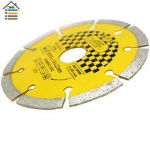 High Quality 115mm/ 4.5″ Diamond Angle Grinder Grinding Stone Brick Concrete Dry and Wet Cutting Disc 1.8mm Thickness