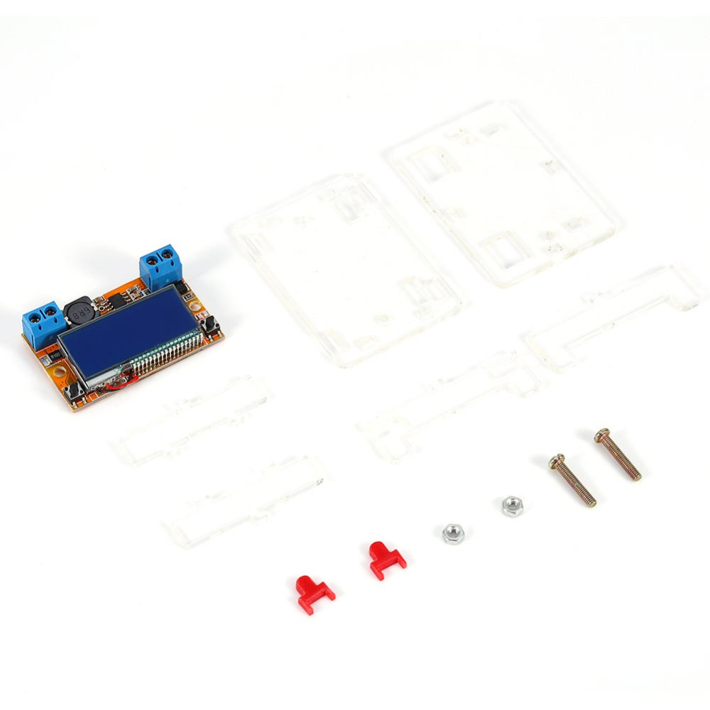 dc dc adjustable step down power supply module voltage