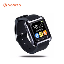 Bluetooth U80 Smart Watch BT-notification Anti-Lost MTK WristWatch for iOS iPhone 6/6S/5/5S Samsung S6/Note 4/5 Android Phone