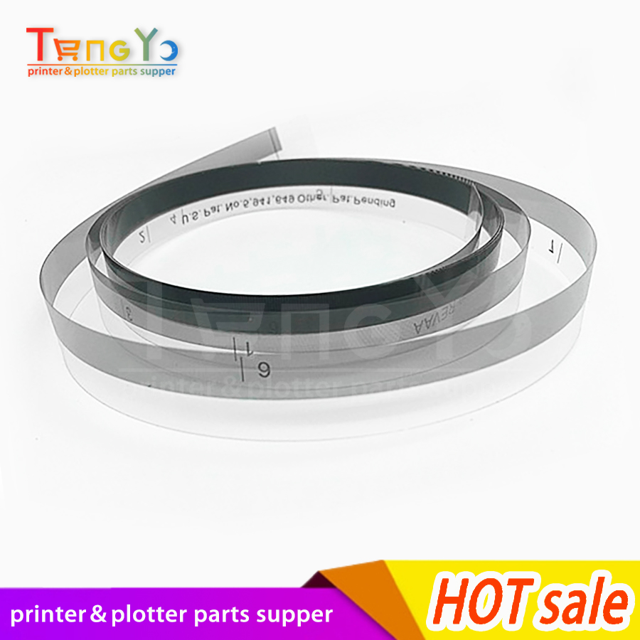 Free shipping new good quattily for <font><b>HP100</b></font> 110 Encoder strip on sale Q1292-67003 plotter parts on sale image