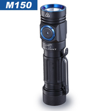 SKILHUNT M150 CREE XP-L2 LED 750 Lumens USB magnetic charging flashlight with 14500 batteries