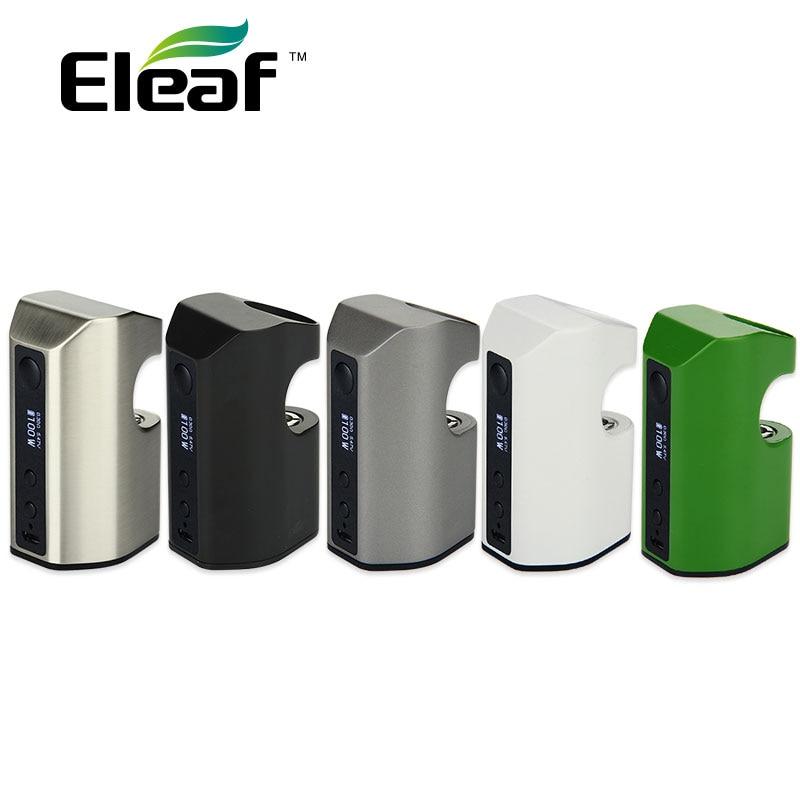 100% batterie d'origine Eleaf Aster RT TC 100 W MOD 4400 mAh batterie de Cigarette électronique pour vaporisateur atomiseur de réservoir Melo RT 22