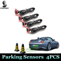 New Arrive Car Parking Sensor Monitor 4 Sensors for All Cars Reverse Assistance Backup Radar Detector System 13mm/22mm Wholesale