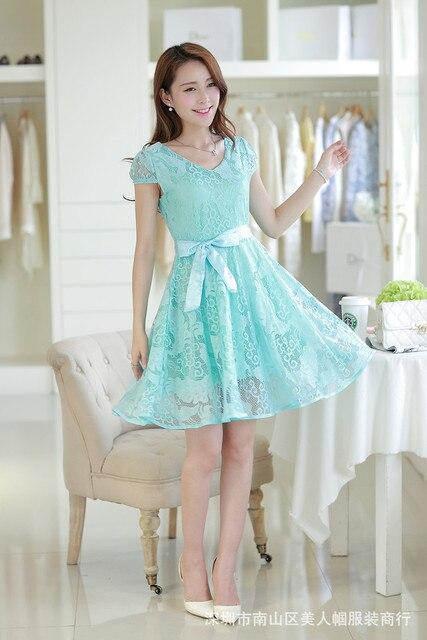 v019 Dress Women 2018 Elegant Casual Dresses Floral Print Vintage Jacquard A-line Short Party Dress Plus Size 5XL vestidos