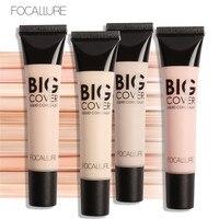 FOCALLURE 4colors Perfect Cover Face Concealer Cream Pro Contour Makeup Liquid Concealer Makeup Foudantion Cream
