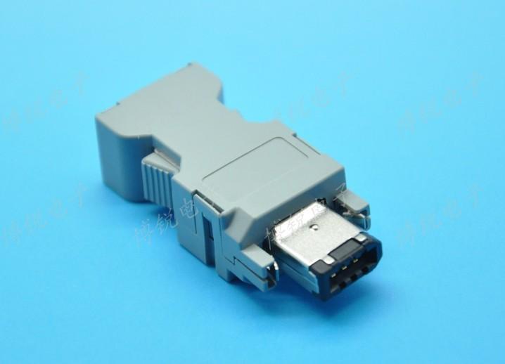 New Original Sm 6p 55100 0670 Male Connector Jzsp Cmp9 1 E