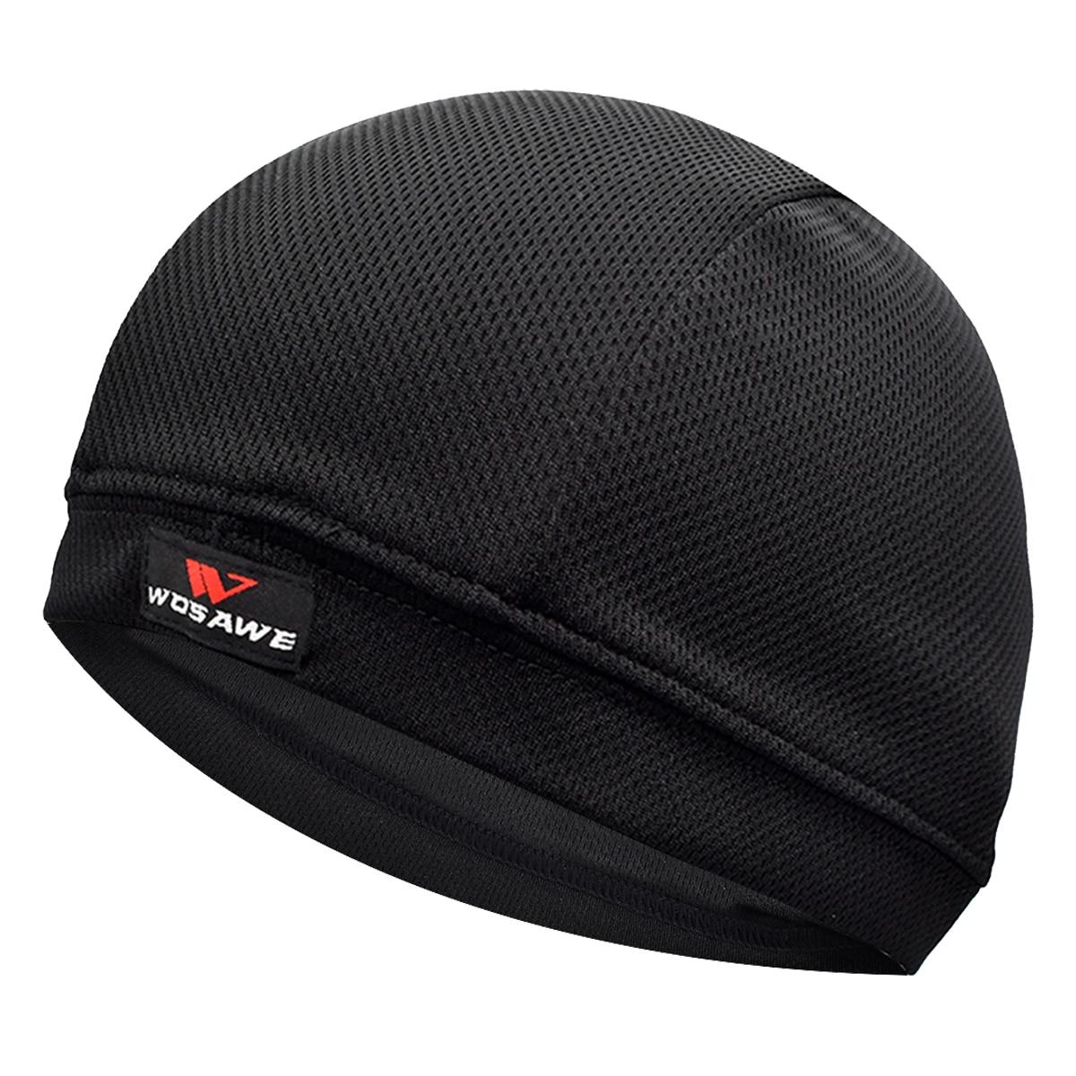 Motorcycle Cycling Helmet Inner Skull Cap Racing Hat Quick Dry Breathable Sweat