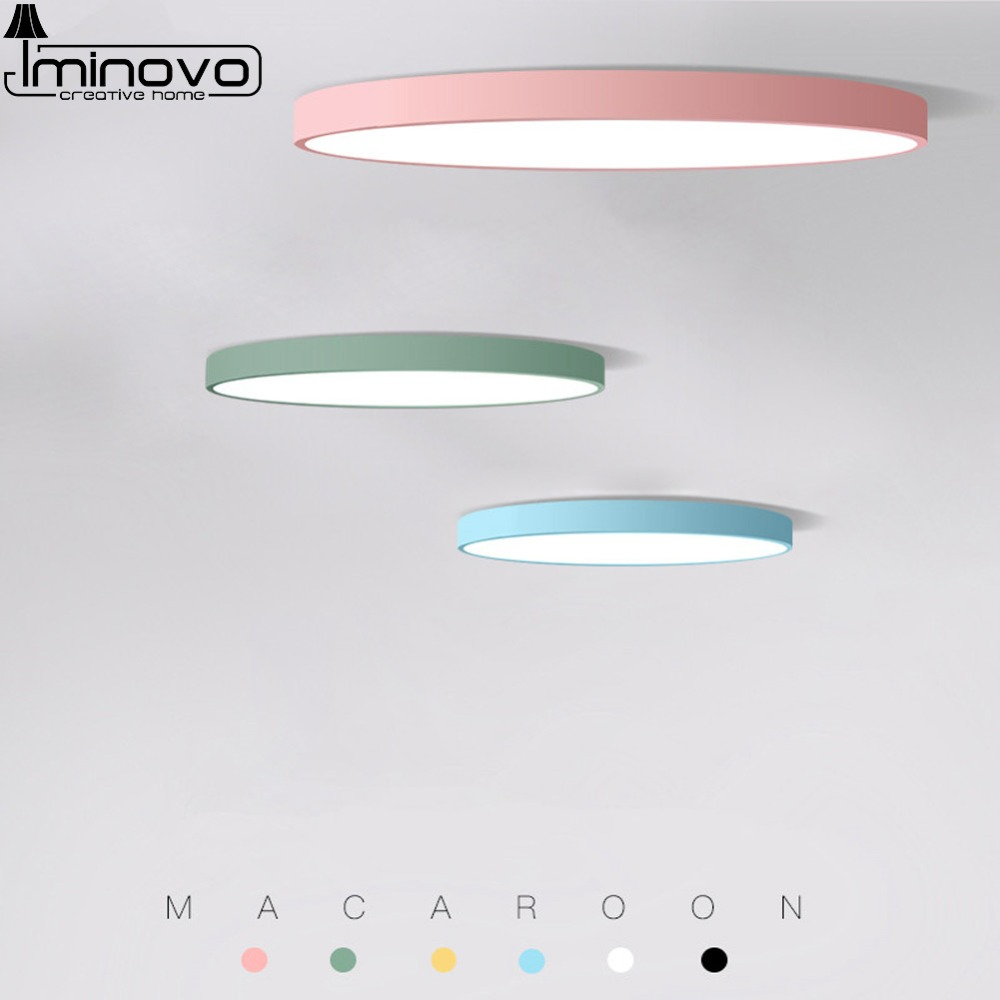 Lamplab Led Ceiling Light Modern Lamp Living Room Lighting Fixture Bedroom Kitchen Surface Mount Flush Panel Remote Control Soft And Light Ceiling Lights Back To Search Resultslights & Lighting